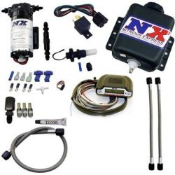 Nitrous Express (NX) инжектиране на Метанол 2 за 4 цилиндрови двигатели