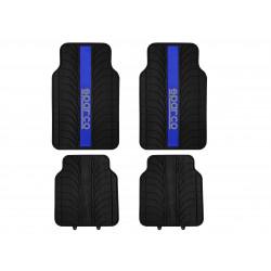Sparco Corsa стелки за кола -гума (сини)