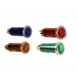 Индикатор 12V LED 12mm