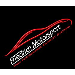 70мм Спортна Дуплексна изпускателна система BMW 2er F22/F23 - ECE одобрено (861354MD-X)