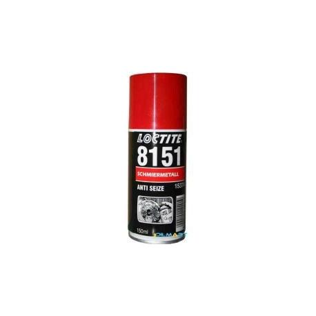 Химия за автомобили LOCTITE LB 8151 - антикорозионна грес 150ml | race-shop.bg