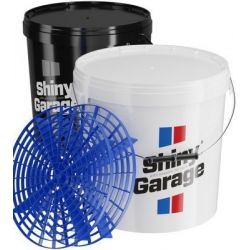 Shiny Garage Bucket 20 l -кофа