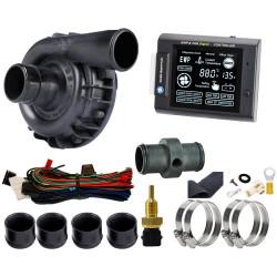 контролен панел + електрическа водна помпа 115L / Min 10A