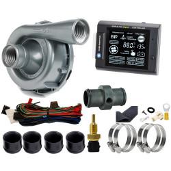 контролен панел + електрическа водна помпа 150L / Min 10A