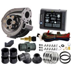 контролен панел + електрическа водна помпа 80L/Min 7,5A