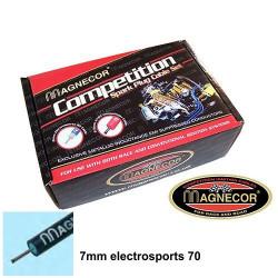 Кабели за запалване Magnecor 7мм sport за ALFA ROMEO 164 3.0i V6 12v + Clover Leaf SOHC