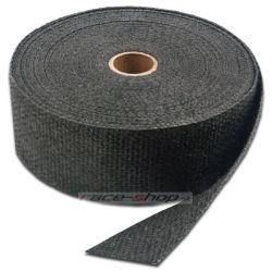 Изпускателна изолационна обвивка Therмotec, черна, 50мм x 4,5м