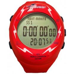 Професионален хронометър - дигитален Fastime RW3 Julien Ingrassia Limited edition - red