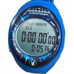 Професионален хронометър - дигитален Fastime RW3 Julien Ingrassia Limited edition - син