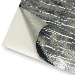 Reflect-A-Cool ™ Silver Therмal Reflective Foil - 91 x 122см