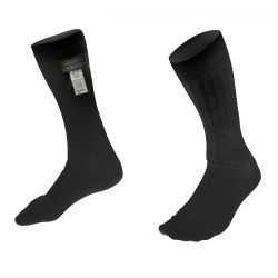 Alpinestars Race V2 FIA long socks with FIA approval - black