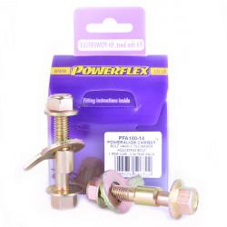 Powerflex PowerAlign Camber Комплект болтове (14mm) Nissan Leaf (2011 on )