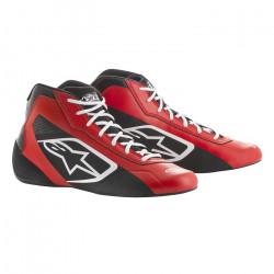 Races Shoes ALPINESTARS Tech-1 K Start - Red/Black/White