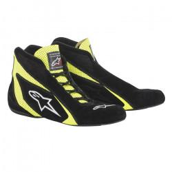Races Shoes ALPINESTARS SP FIA - Black/Yellow
