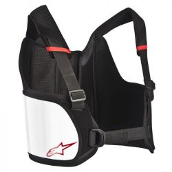 Alpinestars rib guard Bionic - Black / White