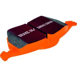 Задни спирачни накладки EBC Orangestuff FULL RACE DP9680
