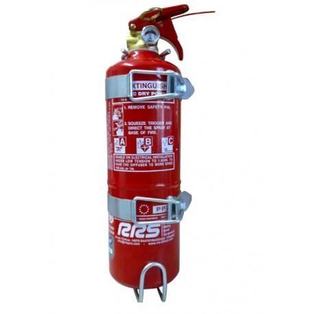 Пожарогасители и системи RRS Ръчен Пожарогасител 2kg FIA | race-shop.bg
