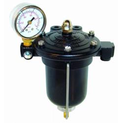 Регулатор на налягането на горивото KING за carburettors с filter and clock