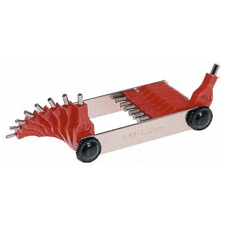 Дюзи Weber ,тръби ,въздушни дифузори и резервни части Weber калибратор | race-shop.bg