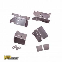 Планки за усилване на шаси BMW E46 (IRP KIT)