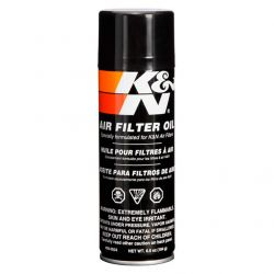 K&N spray oil for K&N sports air filters
