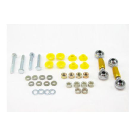 Whiteline Whiteline Sway bar - link kit adj spherical rod end M/SPORT, predná náprava | race-shop.bg