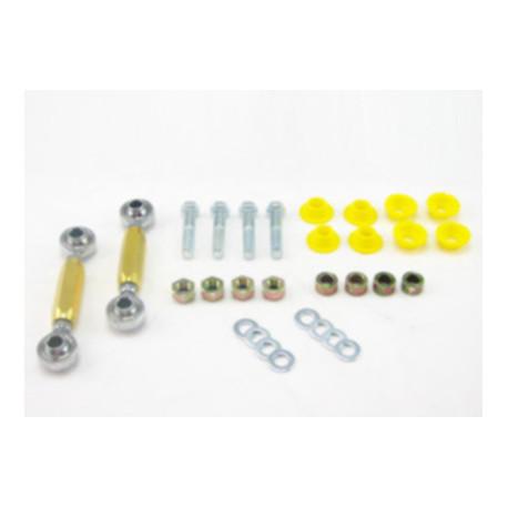 Whiteline Whiteline Sway bar - link kit adj spherical rod end M/SPORT, predná náprava | race-shop.bg