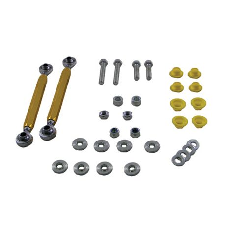 Whiteline Whiteline Sway bar - link kit 100mm lift adj spherical rod M/SPORT, predná náprava | race-shop.bg