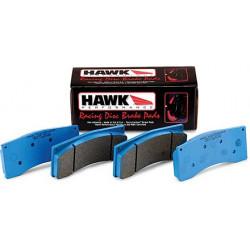 Задни накладки Hawk HB141E.650, Race, min-max 37°C-300°C