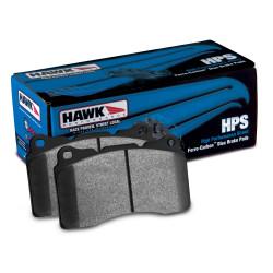 Задни накладки Hawk HB141F.650, Street performance, min-max 37°C-370°C