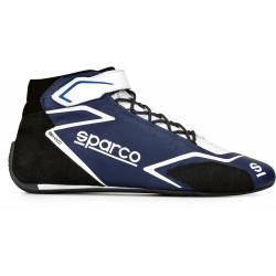 Състезателен обувки Sparco SKID FIA син
