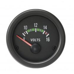 RACES Classic gauge - volt