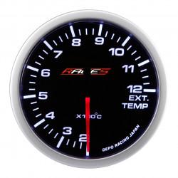 Gauge RACES Clubman - Exhaust gas temperature