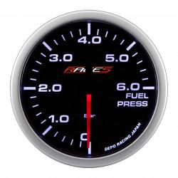 Gauge RACES Clubman - Fuel pressure