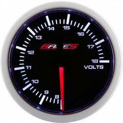 RACES Clubman - Волтметър
