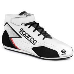 Състезателен обувки Sparco PRIME R FIA бял
