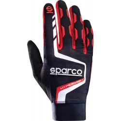 Ръкавици Sparco Hypergrip червени