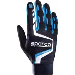 Ръкавици Sparco Hypergrip сини