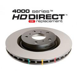 DBA дискови спирачки-ротори 4000 series - plain