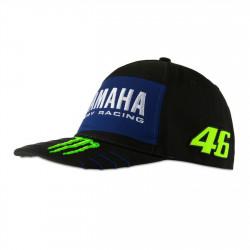 YAMAHA VR46 Monster Energy шапка - черна