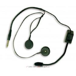 Terratrip слушалки clubman за отворен шлем
