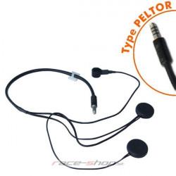 Terratrip слушалки професионален PLUS
