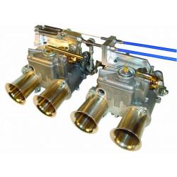 Sytec пълен комплект за управление на 2бр двойни карбуратори