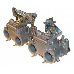 Weber DCOE -комплект за дроселна клапа (двоен кабел)