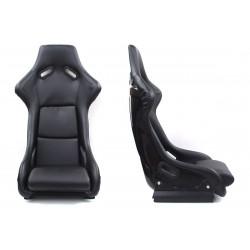 Състезателна седалка EVO PVC