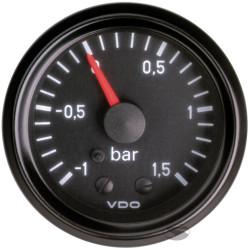 VDO датчик налягане на турбото -1 to 1,5BAR) - cocpit vision series