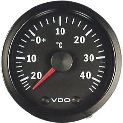 VDO датчик за въшна температура - cocpit vision series