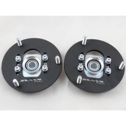 SILVER PROJECT регулируеми тампони подходящ E36 Drift BMW горен монтаж за амортисьор