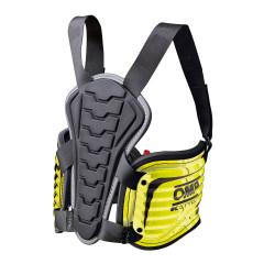 Rib vest PRO OMP, fluo yellow