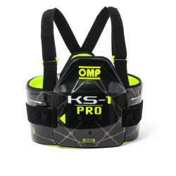OMP KS-1 PRO Body Protection with FIA